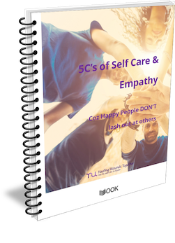 5 Keys to Self Care and Empathy 3DCover copy