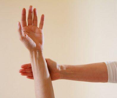 Kinesiology can help with the trauma