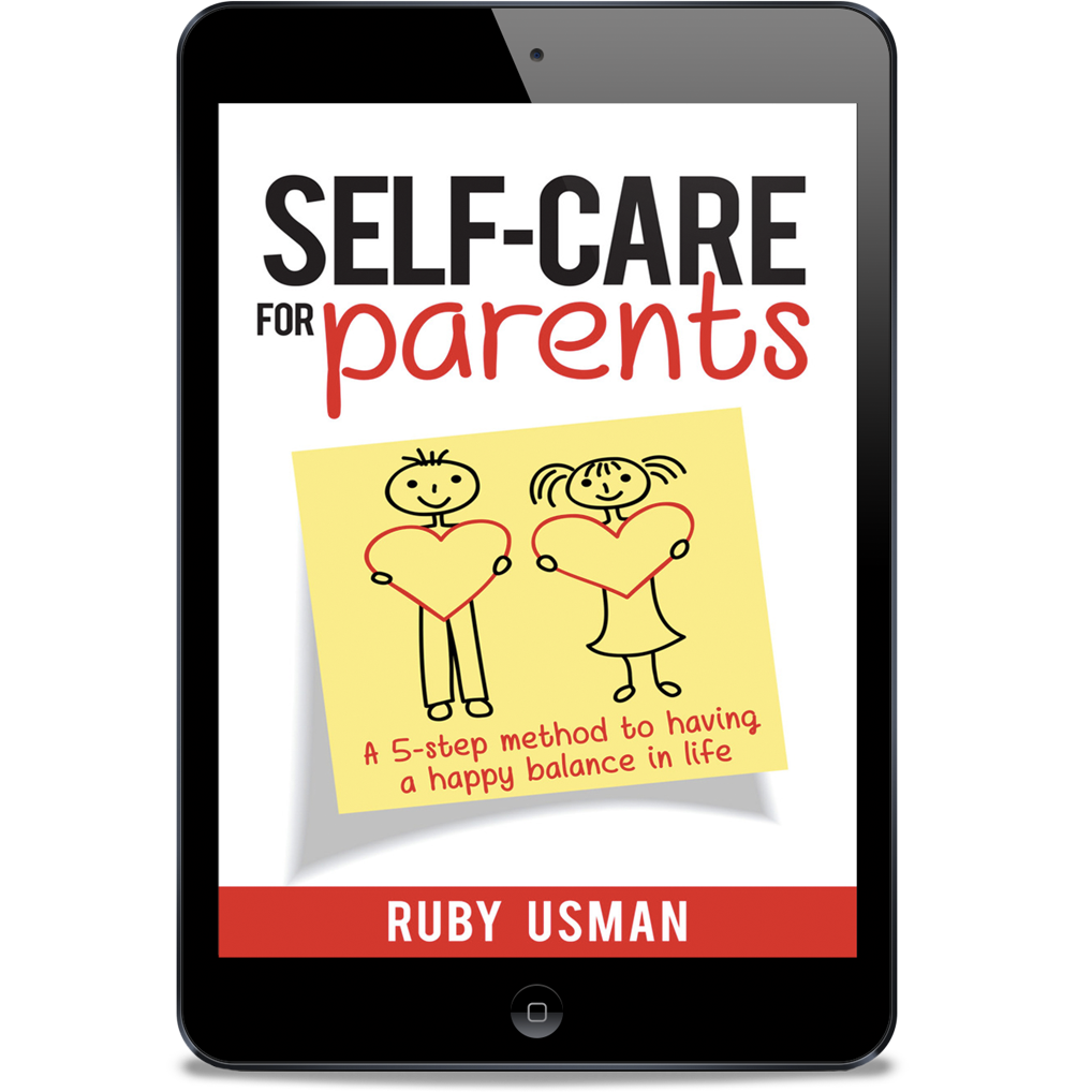 Self Care for Parents - eBook cover