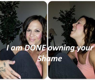 sexual abuse survivor shame
