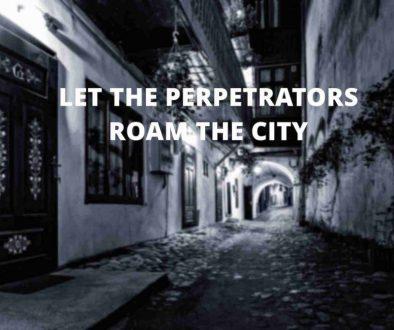 Let the perpetrators roam the gotham city